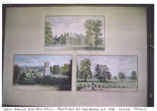 Paintings of Scruton